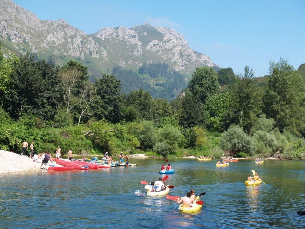 canoa asturias