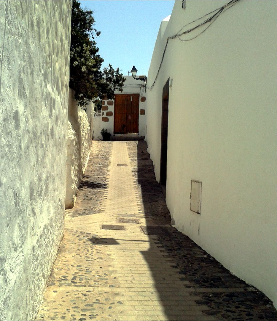 callejon Telde